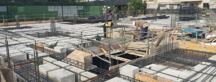 Estructura Altos del Toril Enero 2016